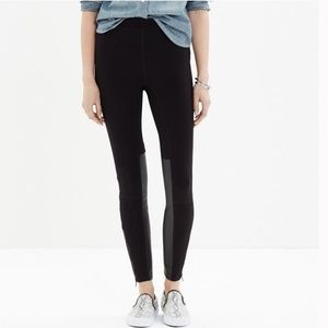 MADEWELL | Faux Leather Leggings